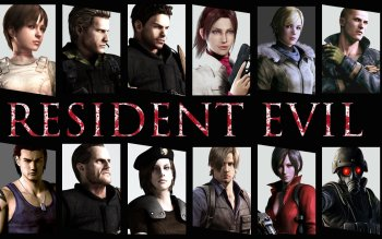 Video Game - Resident Evil Wallpapers and Backgrounds ID : 396166