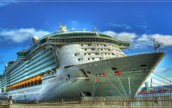 Vehicles - Cruise Ship Wallpapers and Backgrounds ID : 396394