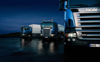 Vehicles - Scania Wallpapers and Backgrounds ID : 396493
