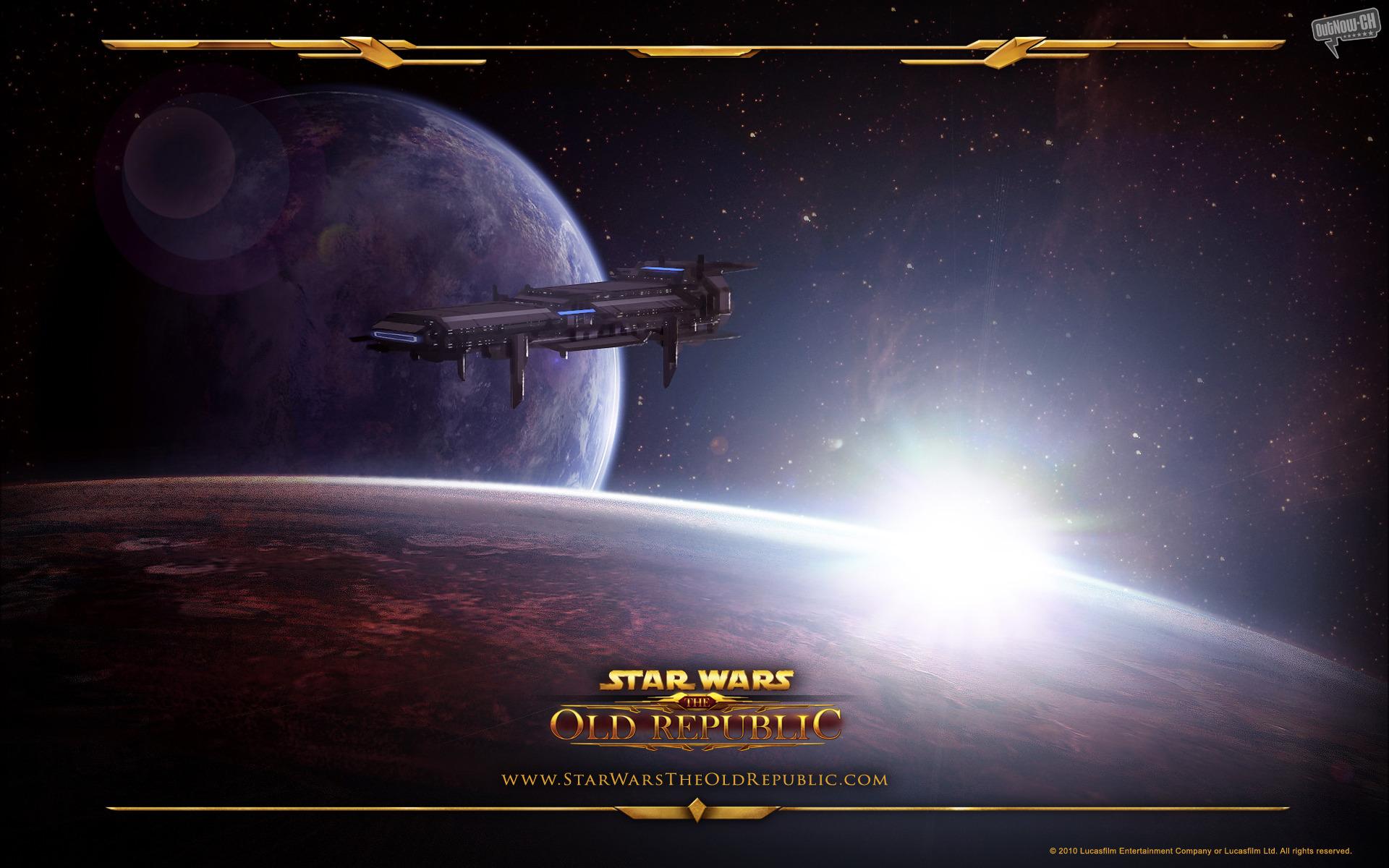 Описание: Рыцари Старой Республики — компьютерная ролевая игра 2003 года, действие которой происходит во вселенной « Звёздных войн». Разработана компанией BioWare по заказу LucasArts и выпущена для платформ Xbox, PC, Apple  Macintosh и iOS.