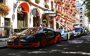 Vehicles - Bugatti Veyron Wallpapers and Backgrounds ID : 397202