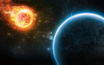 Sci Fi - Collision Wallpapers and Backgrounds ID : 397543