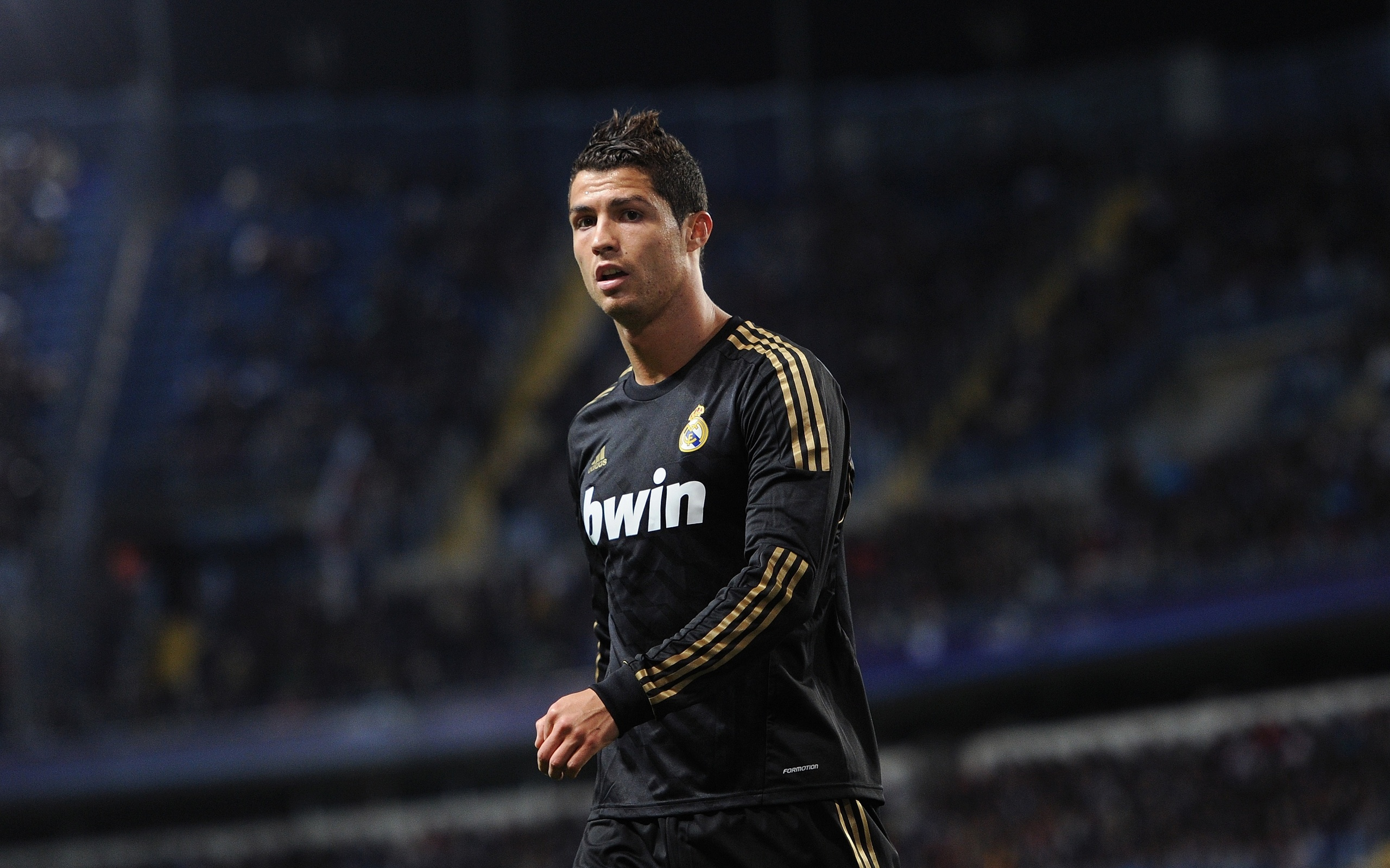 cristiano ronaldo full hd wallpaper and background image | 2560x1600