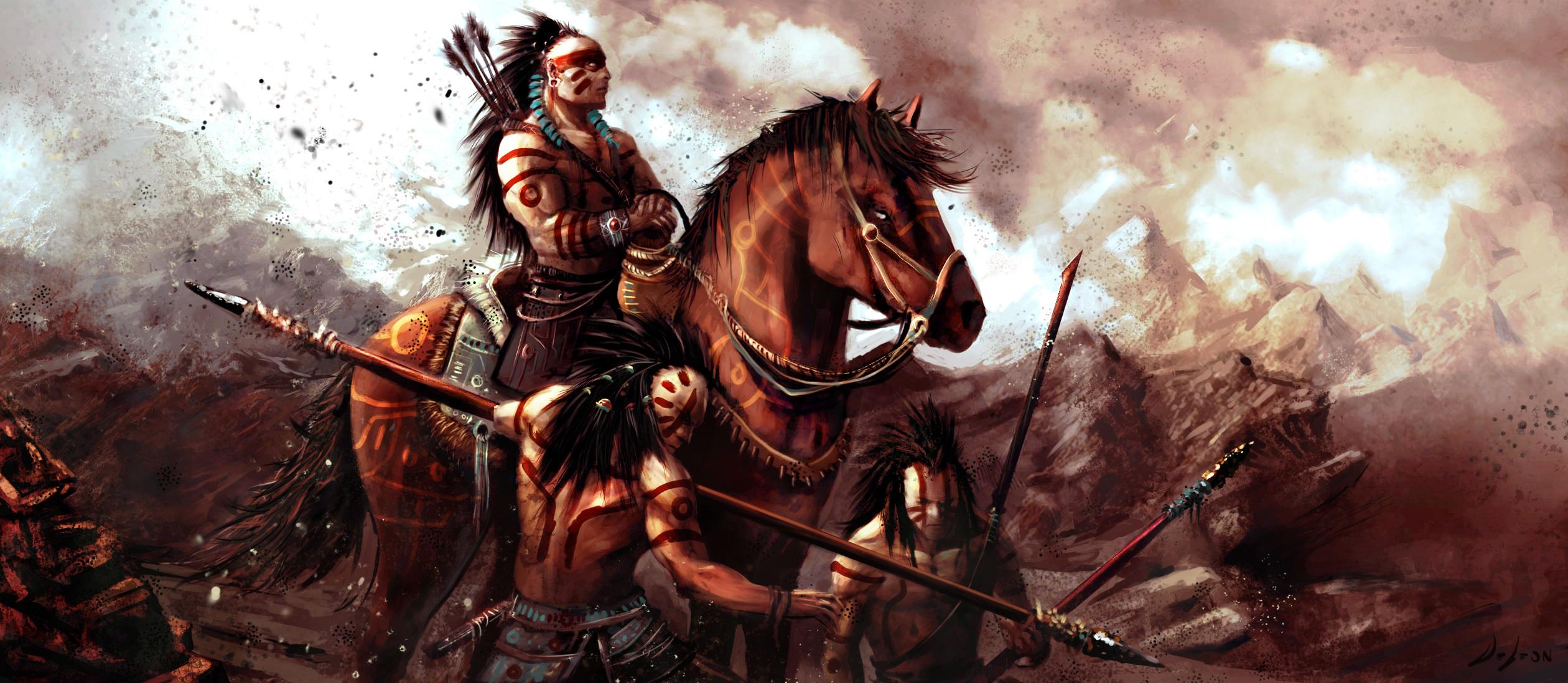 warrior computer wallpapers desktop backgrounds