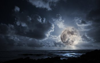 Artistic - Moon Wallpapers and Backgrounds ID : 398897