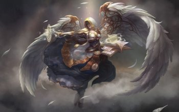 Fantasy - Angel Wallpapers and Backgrounds ID : 399296