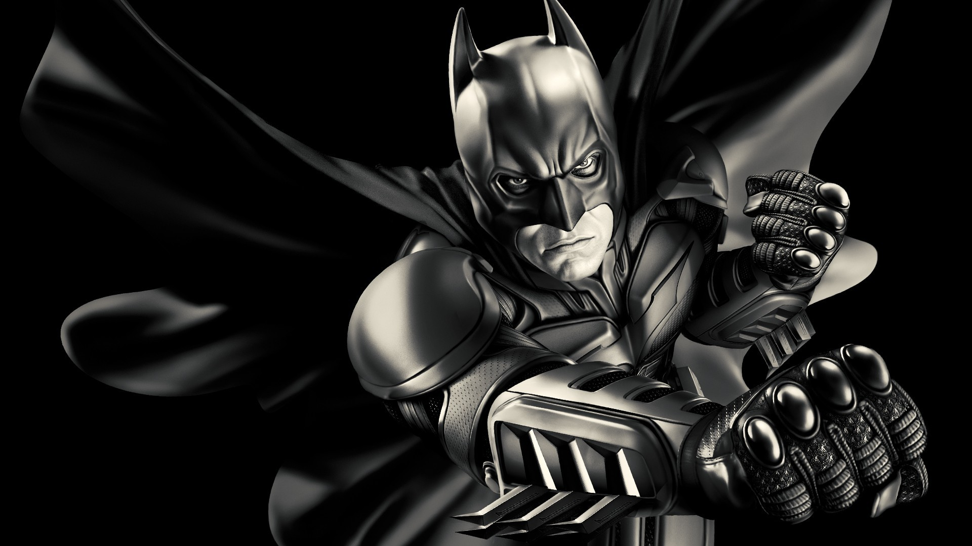 Batman HD Wallpaper | Background Image | 1920x1080 | ID ...