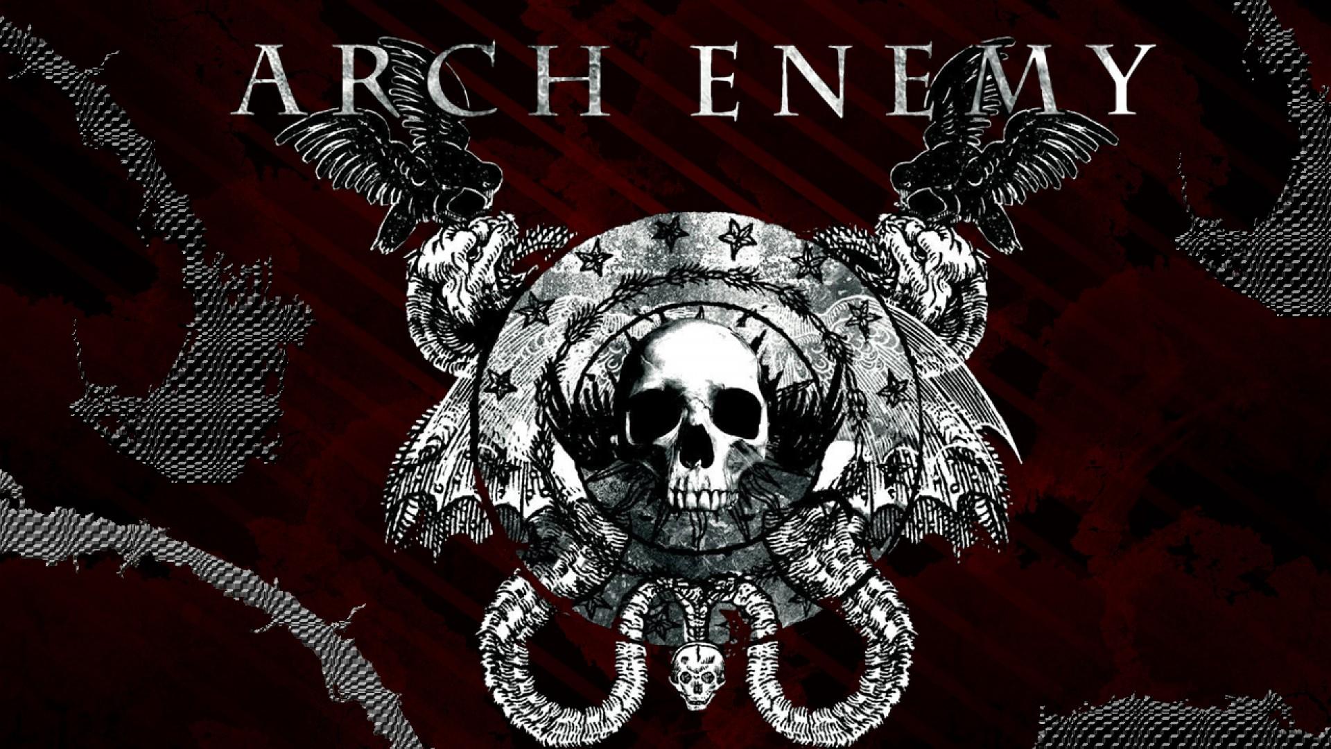 Arch Enemy Fondo De Pantalla Hd Fondo De Escritorio
