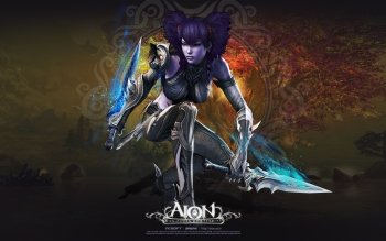 Video Game - Aion Wallpapers and Backgrounds ID : 400025
