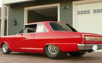Vehicles - Chevrolet Chevy Ii Wallpapers and Backgrounds ID : 400145