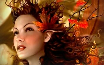 Fantasy - Women Wallpapers and Backgrounds ID : 400404