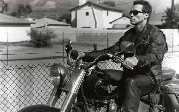 Movie Terminator 2: Judgment Day Terminator Arnold Schwarzenegger The Terminator HD Wallpaper | Background Image
