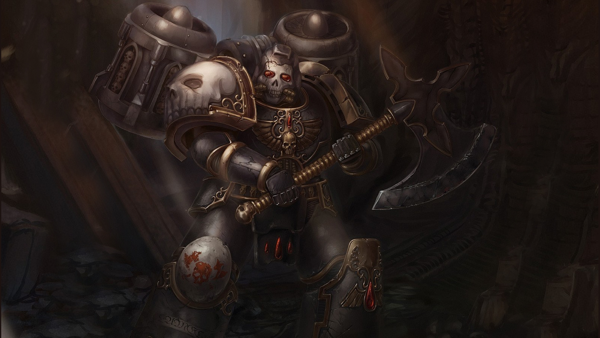 warhammer 40k quotes wallpapers quotesgram