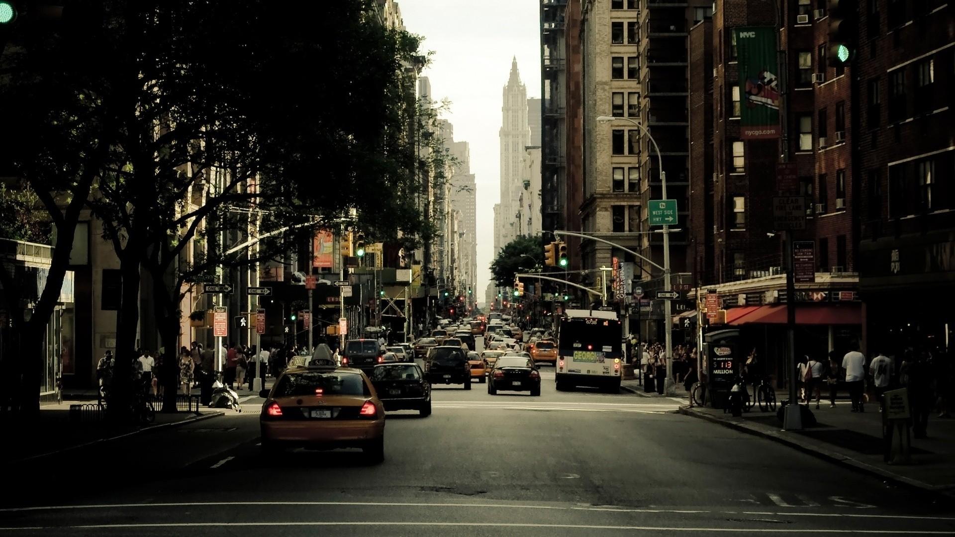 New York Hd Wallpaper Background Image 1920x1080 Id