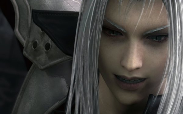 Anime Final Fantasy VII: Advent Children Final Fantasy Movies Sephiroth HD Wallpaper   Background Image