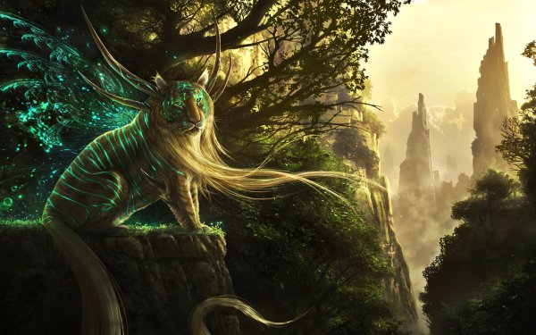 Fantasy - Creature Wallpapers and Backgrounds