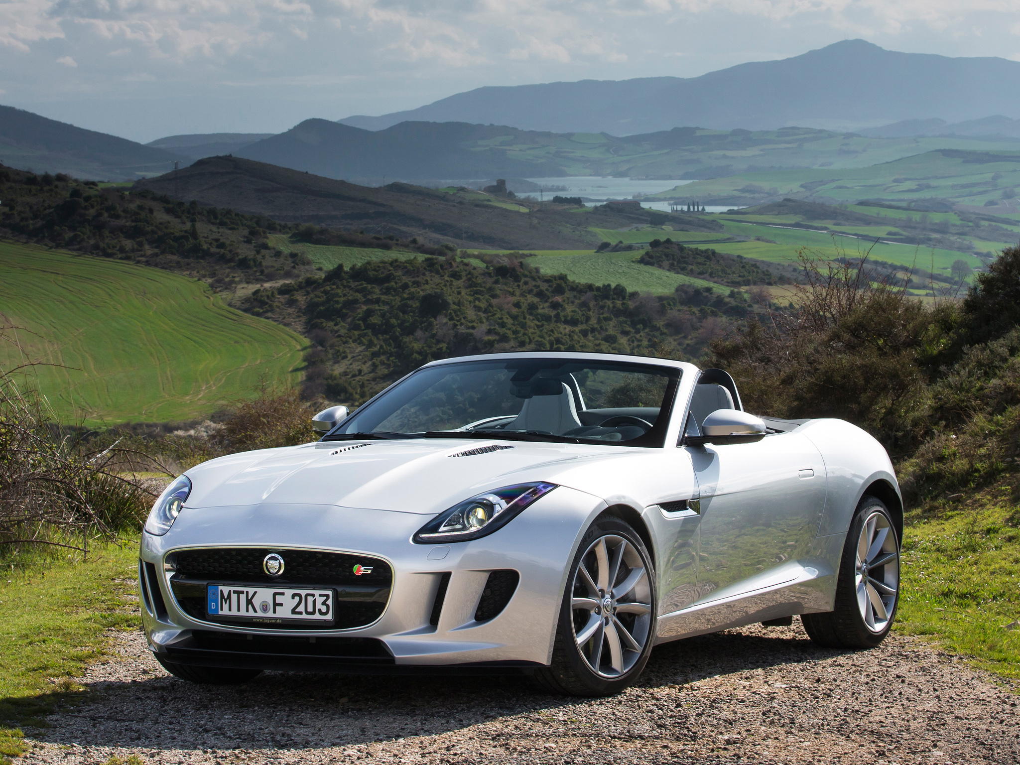 Jaguar Car Wallpaper Wallpapers High Quality: 45 Jaguar F-Type HD Wallpapers