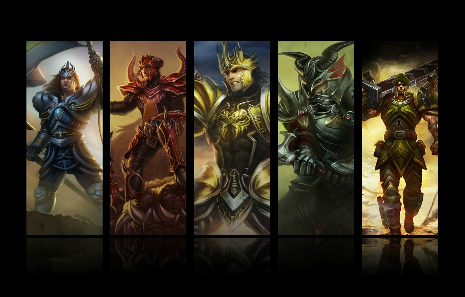 League of legends wallpaper and background image - Wallpaper 1600x1024 ...