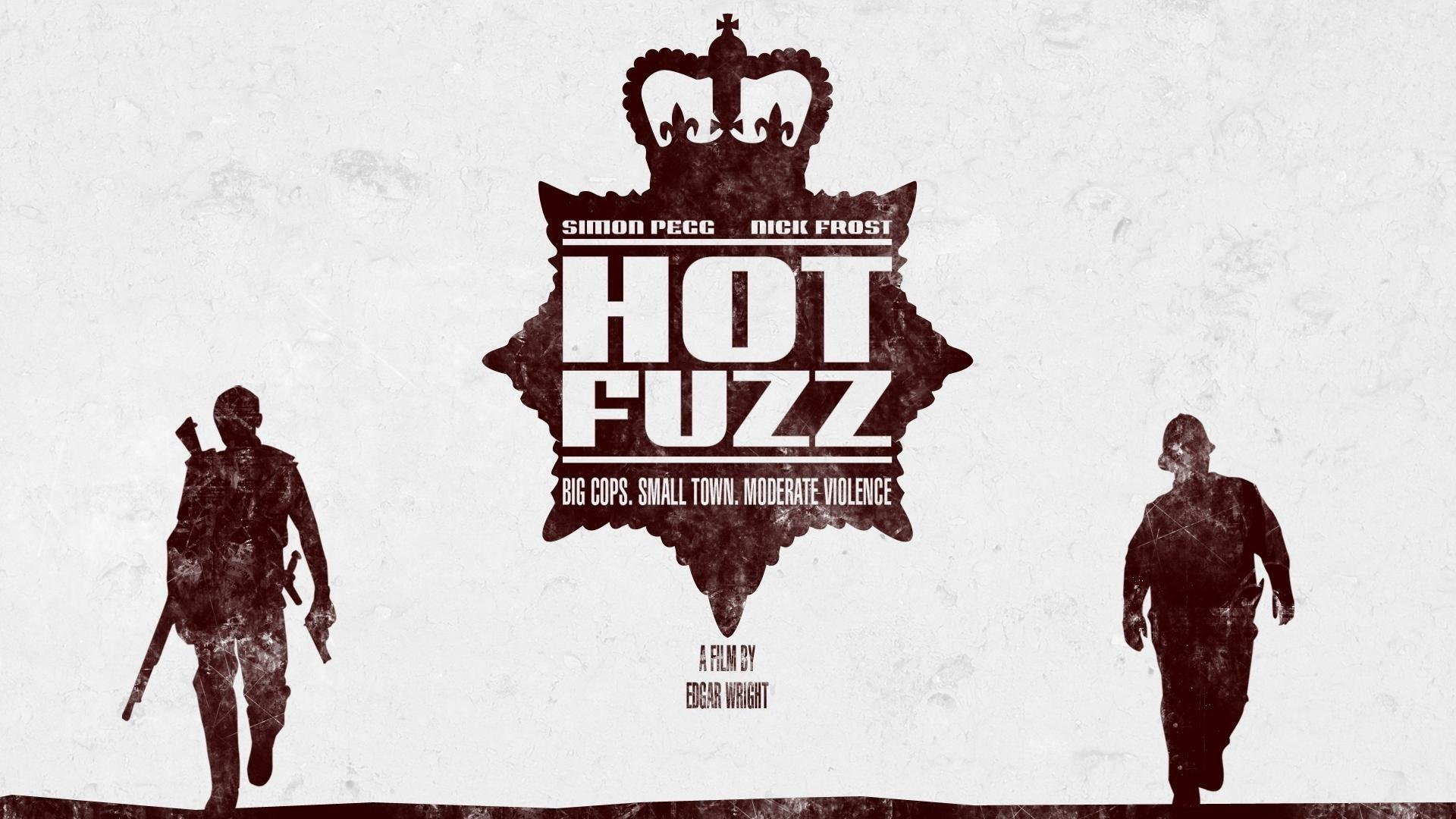 Hot Fuzz Fondo De Pantalla Hd Fondo De Escritorio