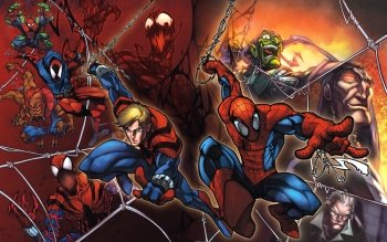 Comics - Spider-man Wallpapers and Backgrounds ID : 402130