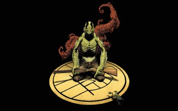 Preview Comics - Abe Sapien: Dark And Terrible Art