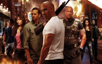 Movie - The Fast & Furious 6 Wallpapers and Backgrounds ID : 402498