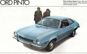Vehículos - Ford Pinto Wallpapers and Backgrounds ID : 402641
