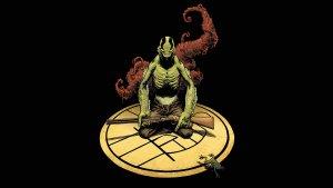 Preview Comics - Abe Sapien: Dark And Terrible Art