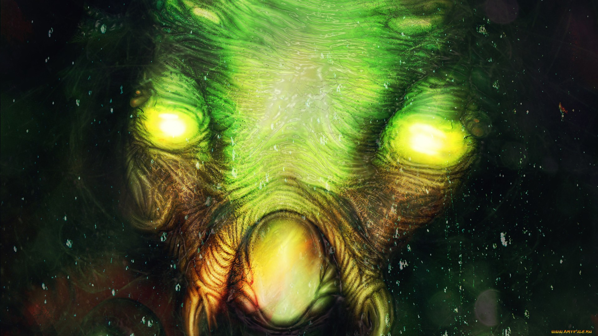 Alien Full HD Papel De Parede And Planos De Fundo