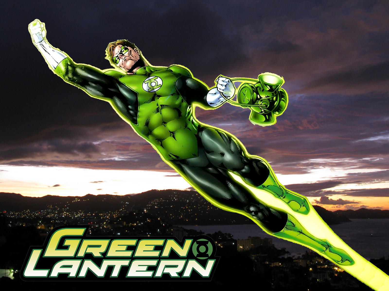 260 Green Lantern HD Wallpapers