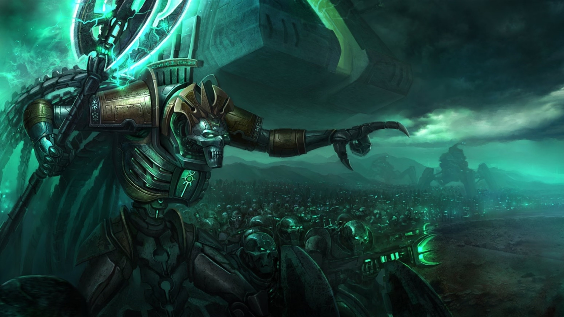 warhammer 40k wallpaper 1680x1050 - photo #38