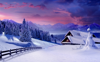 Fotografie - Winter Wallpapers and Backgrounds ID : 404643