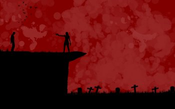 Donker - Zombie Wallpapers and Backgrounds ID : 404949