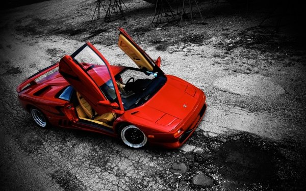 Vehicles - lamborghini diablo Wallpapers and Backgrounds