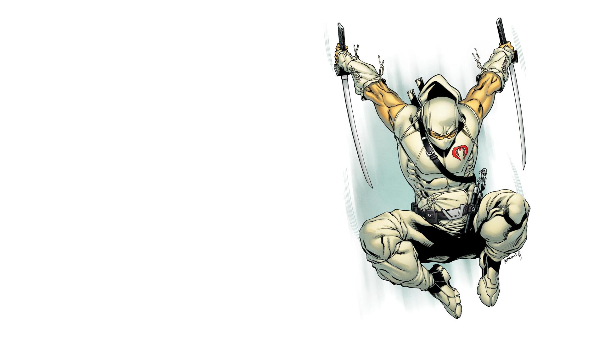 G.I. Joe Full HD Wallpaper And Background Image
