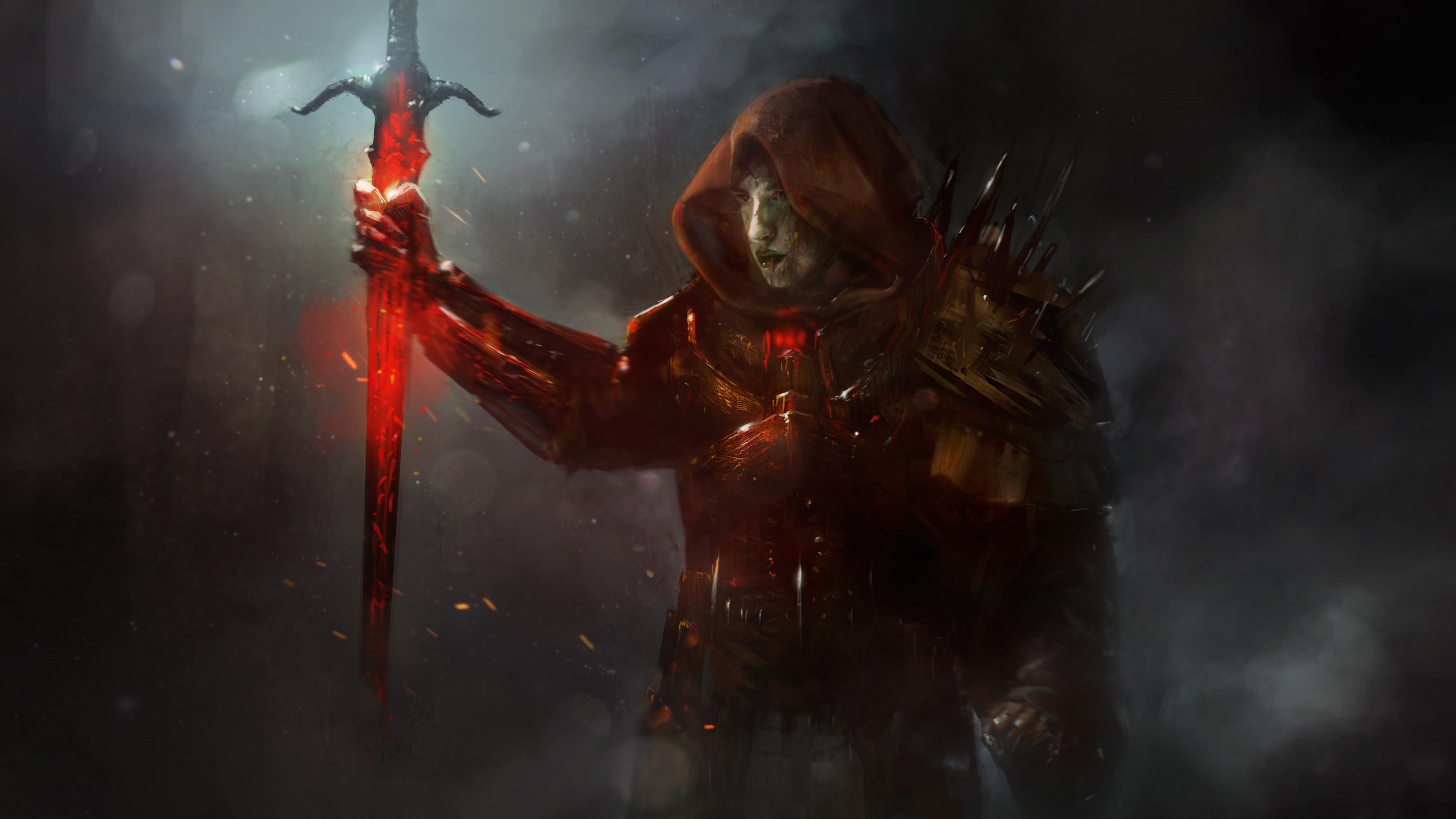Warrior full hd wallpaper and background image 3200x1800 - 3200x1800 wallpaper ...