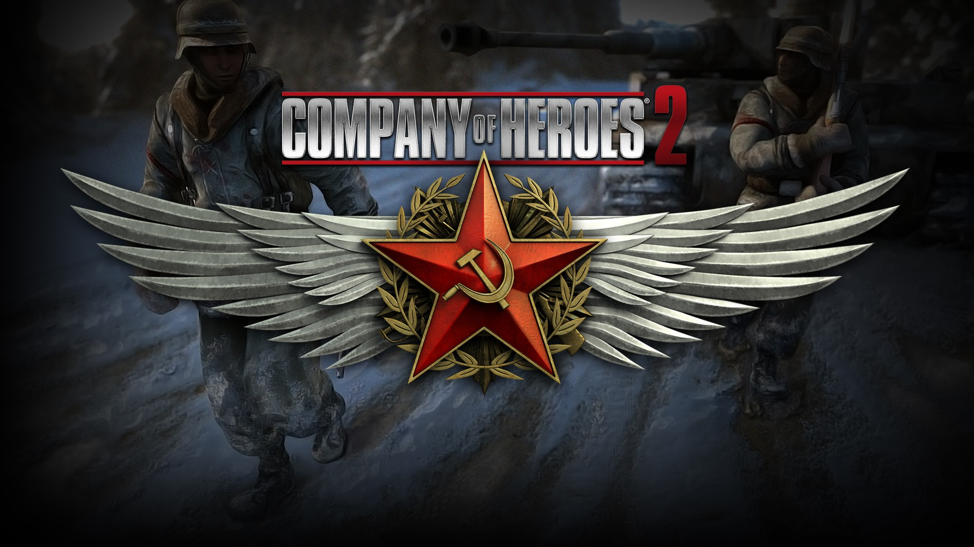 Company Of Heroes 2 Hd Wallpaper Background Image
