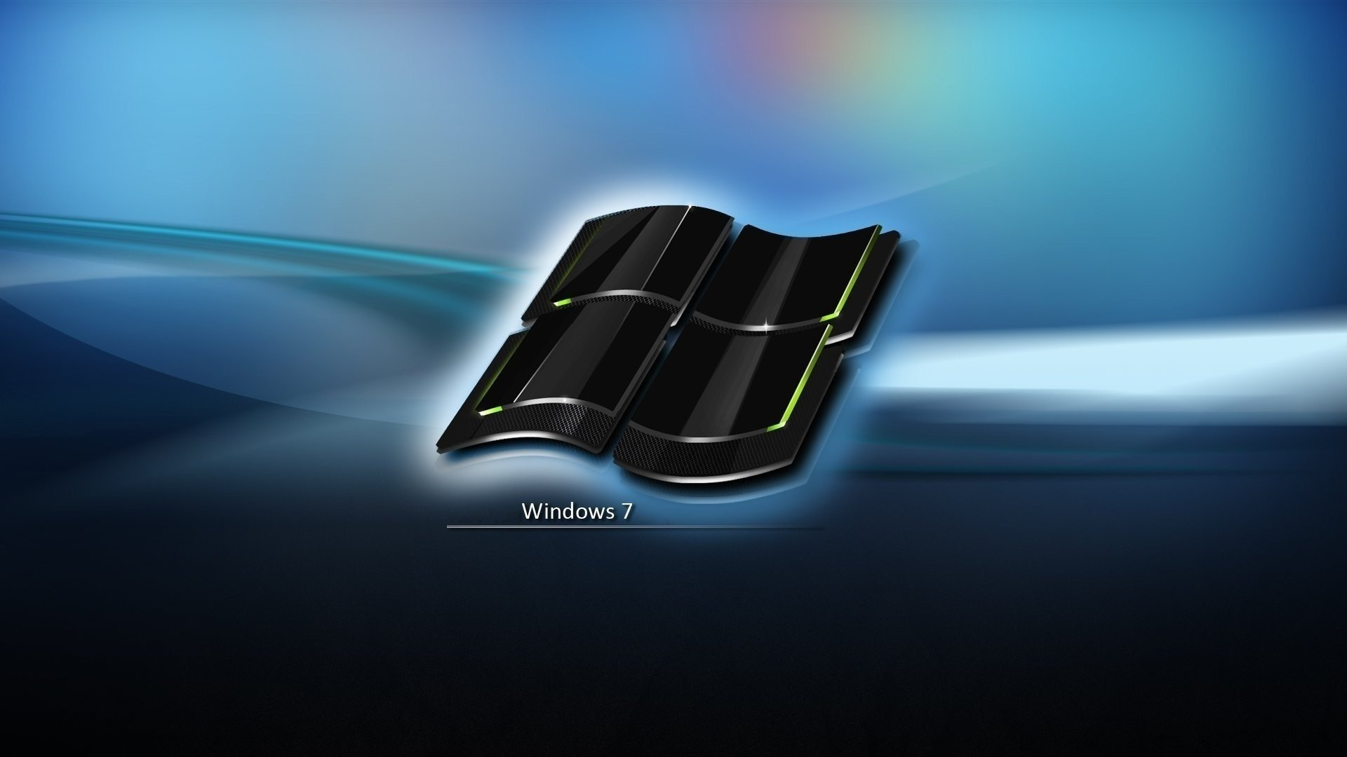 Technology - Windows 7  Wallpaper