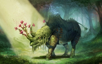 Fantasy - Creature Wallpapers and Backgrounds ID : 405093