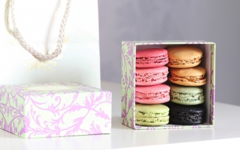 Alimento - Macaron Wallpapers and Backgrounds ID : 405349