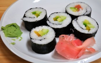 Food - Sushi Wallpapers and Backgrounds ID : 405363
