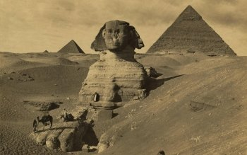 Man Made - Sphinx Wallpapers and Backgrounds ID : 405799