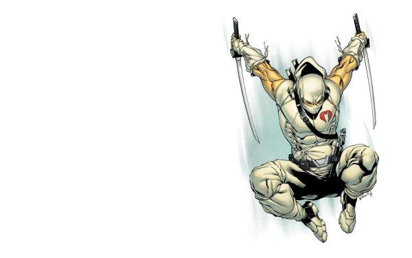 Comics G.I. Joe Storm Shadow HD Wallpaper   Background Image