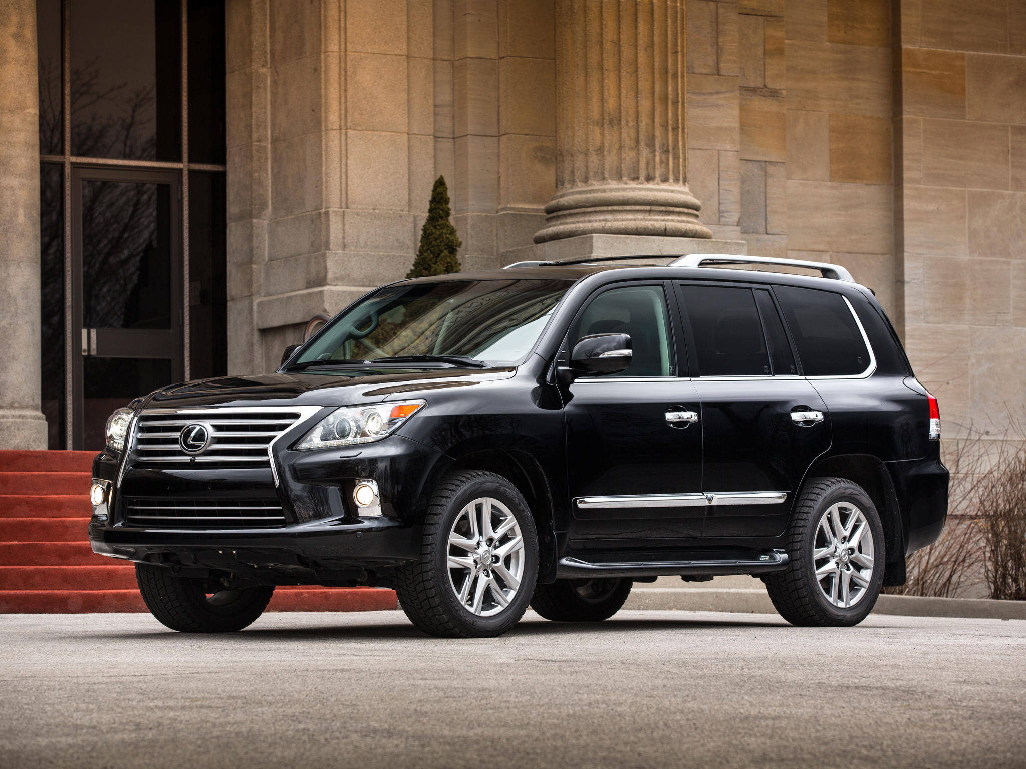 6 Lexus Lx Hd Wallpapers Background Images Wallpaper Abyss