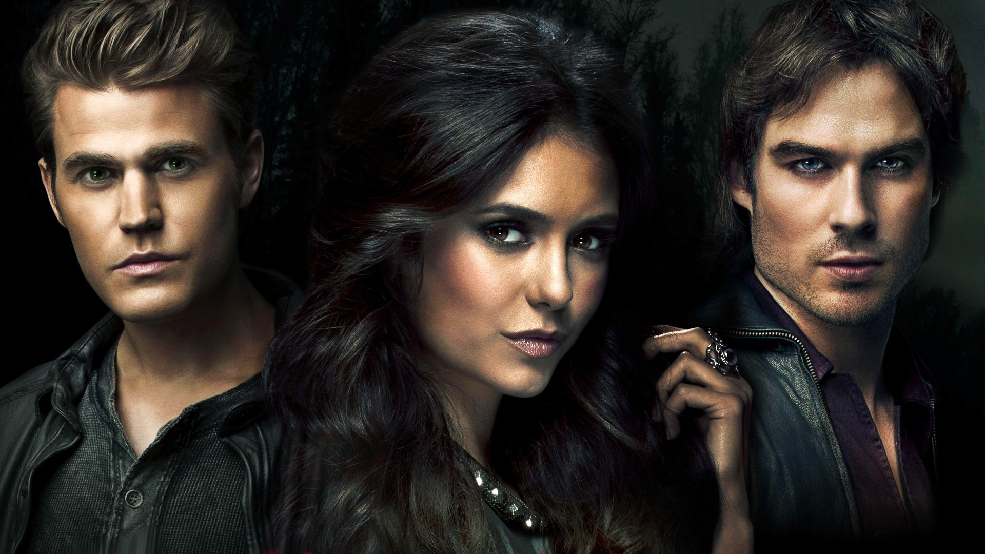 Download 1920x1080 The Vampire Diaries 3 Wallpaper