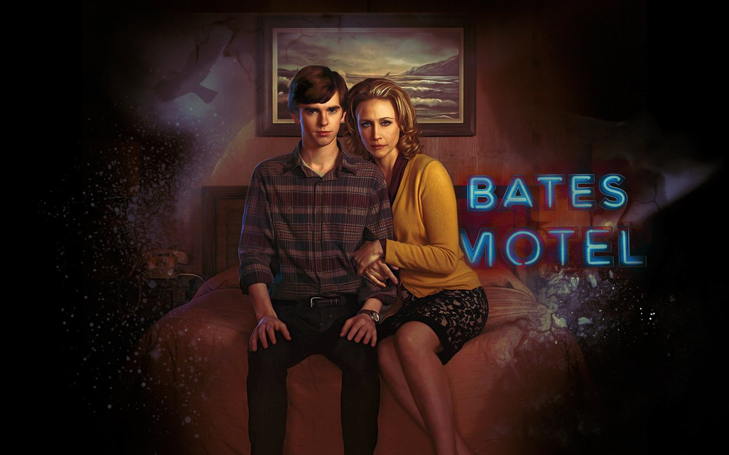 Bates Motel Wallpaper and Background
