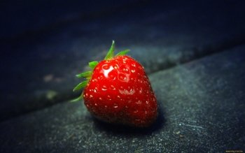 Food - Strawberry Wallpapers and Backgrounds ID : 406998