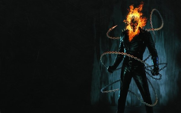 Serier Ghost Rider HD Wallpaper | Background Image