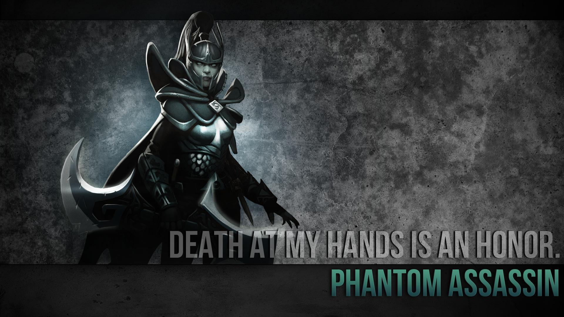 slahser's way: Phantom Assassin - YouTube
