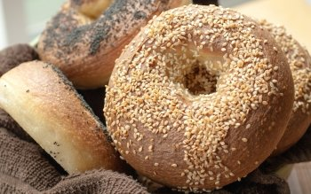 Food - Bagel Wallpapers and Backgrounds ID : 407005